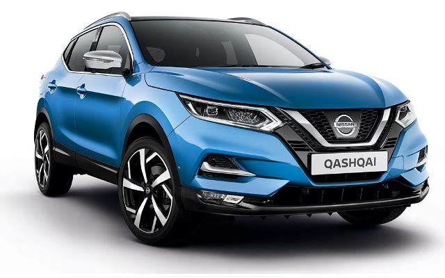 Nissan Qashqai bil