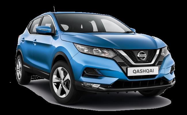 Nissan Qashqai Acenta 2017