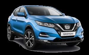 Nissan Qashqai N-Connecta bil