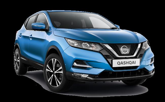 Nissan Qashqai N-Connecta 2017