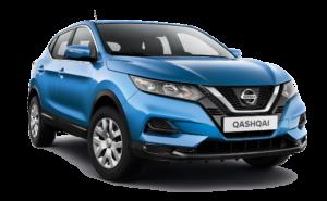 Nissan Qashqai Visia bil