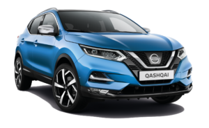 Nissan Qashqai Tekna plus bil