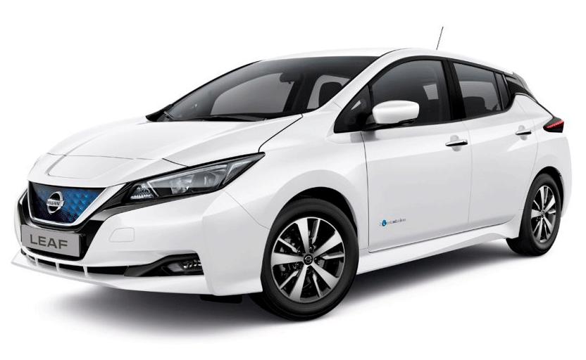 Lease Nissan Leaf Tekna