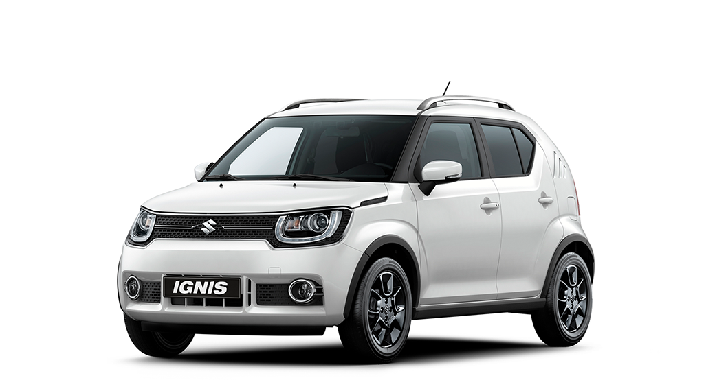 Suzuki Ignis 1.2 Dualjet Club leasing