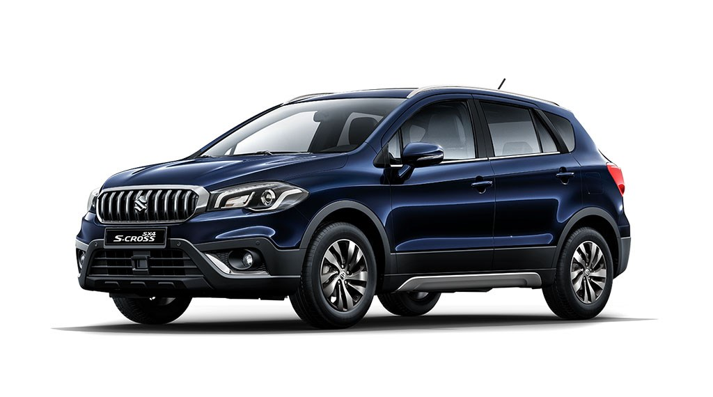 Suzuki S-Cross 1.4 Boosterjet Exclusive leasing
