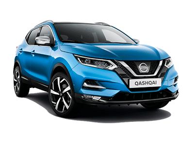 Lease Nissan Qashqai Acenta