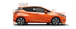 Nissan Micra privatleasing