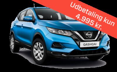 Nissan Qashqai Visia benzin