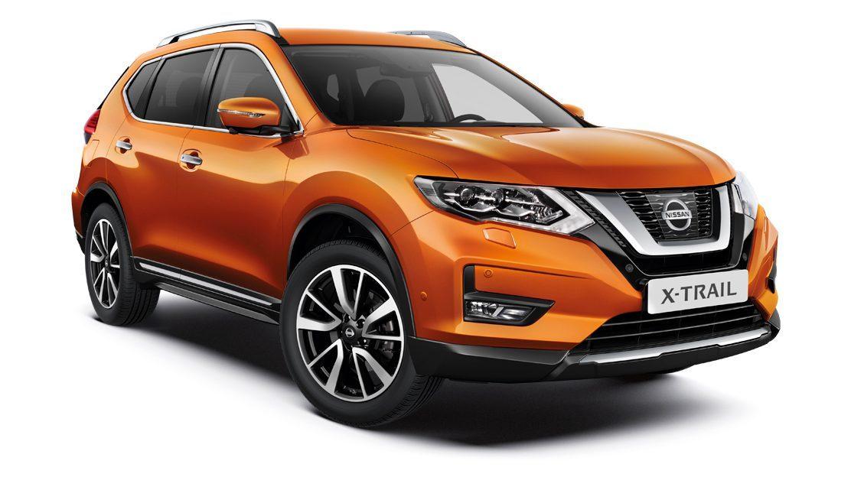 Lease Nissan X-TRAIL Tekna Benzin