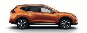 Lease Nissan X-TRAIL
