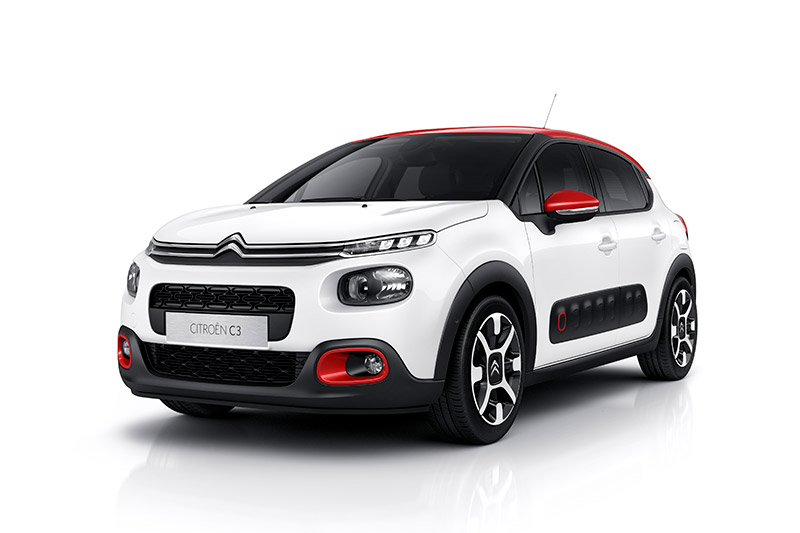 Leasing af CITROËN C3 Iconic Ltd.