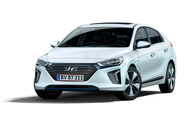 Privatleasing af IONIQ Plug-in Hybrid