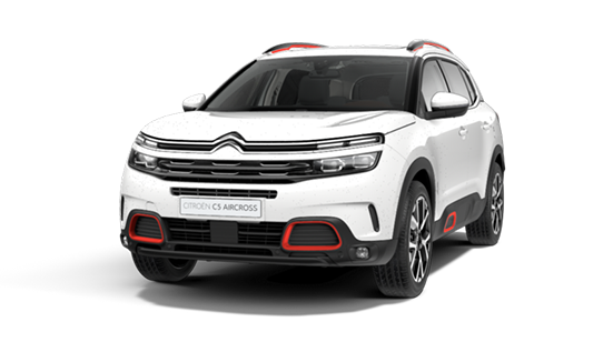 Privatlease Citroen C5 Aircross