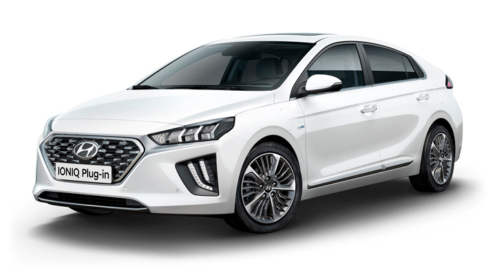 IONIQ Plug-in Hybrid Trend til privatleasing