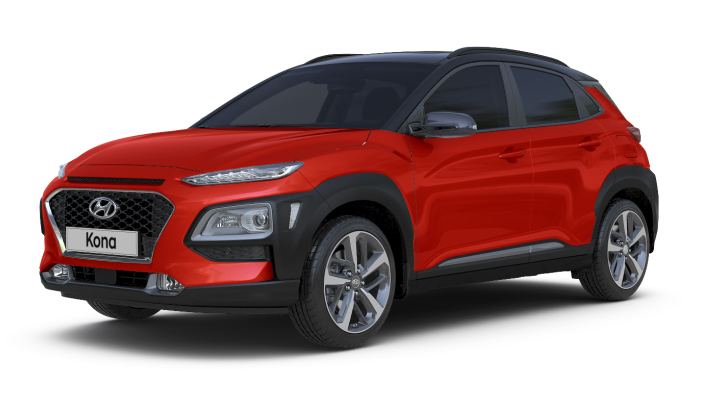 KONA Value Edition+ til privatleasing