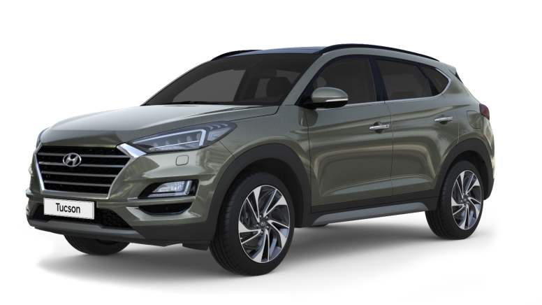 Tucson 1.6 CRDi Value Edition+ til privatleasing