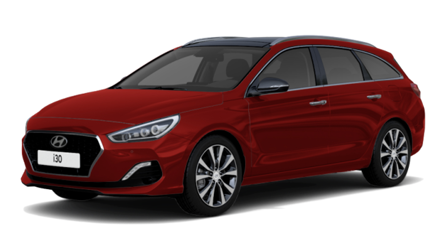 i30 Stationcar Value Edition til privatleasing