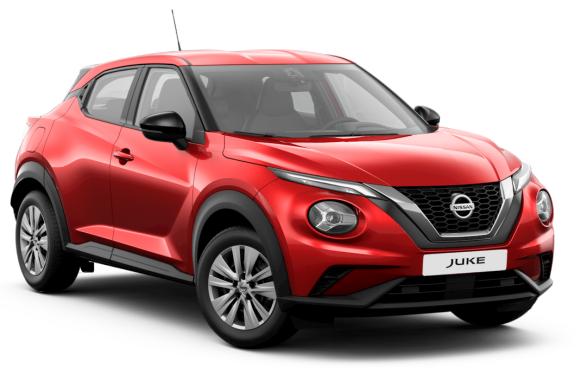 Privatleasing af Nissan Juke
