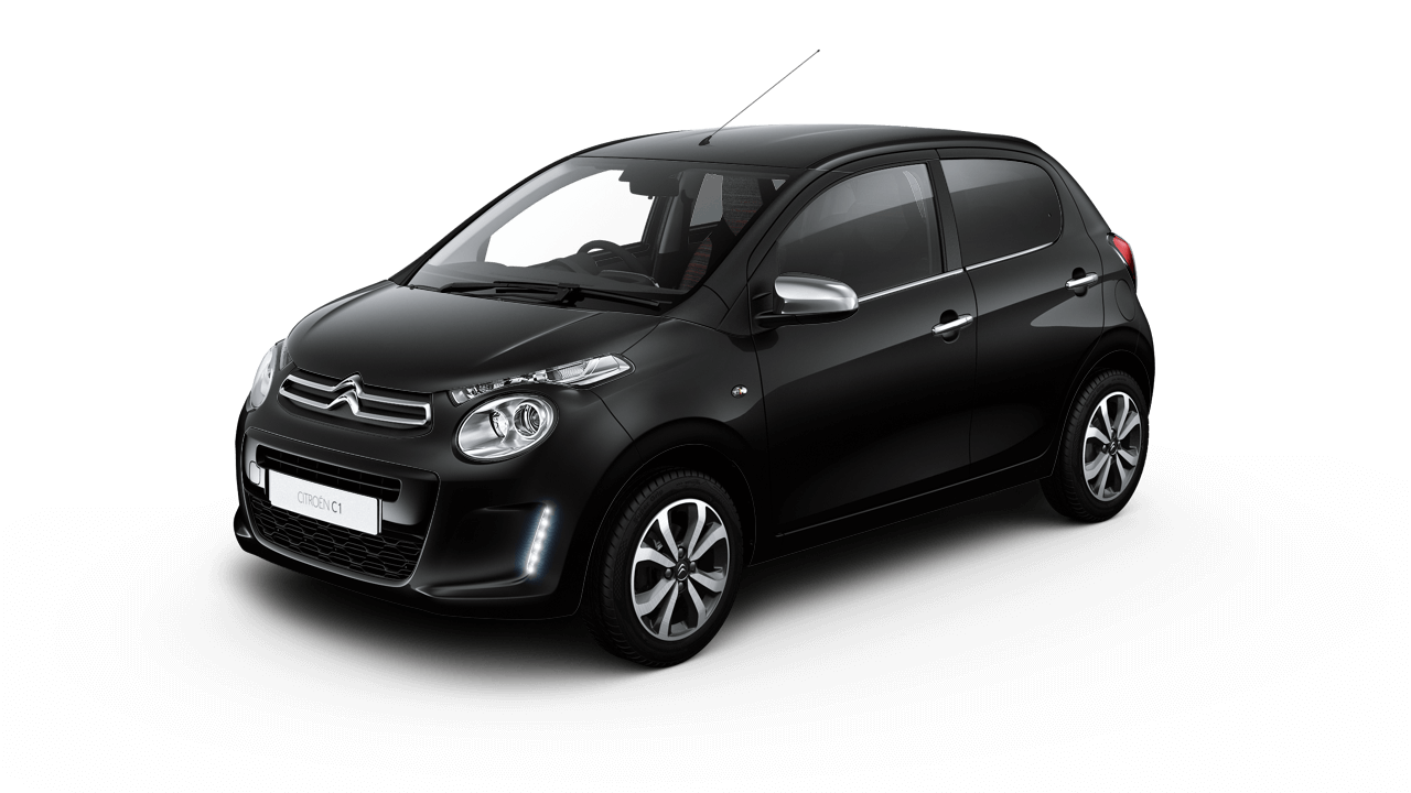 Privatlease Citroen C1 VTR