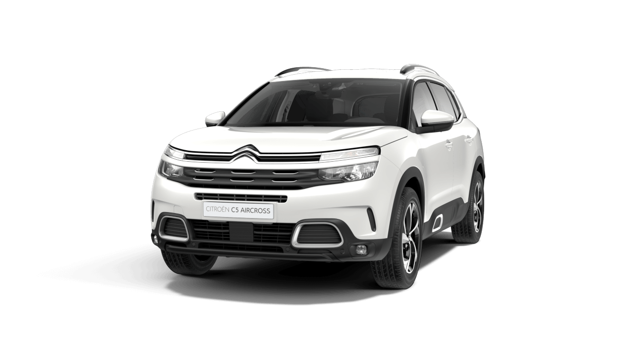 Privatlease Citroen C5 Aircross RAW