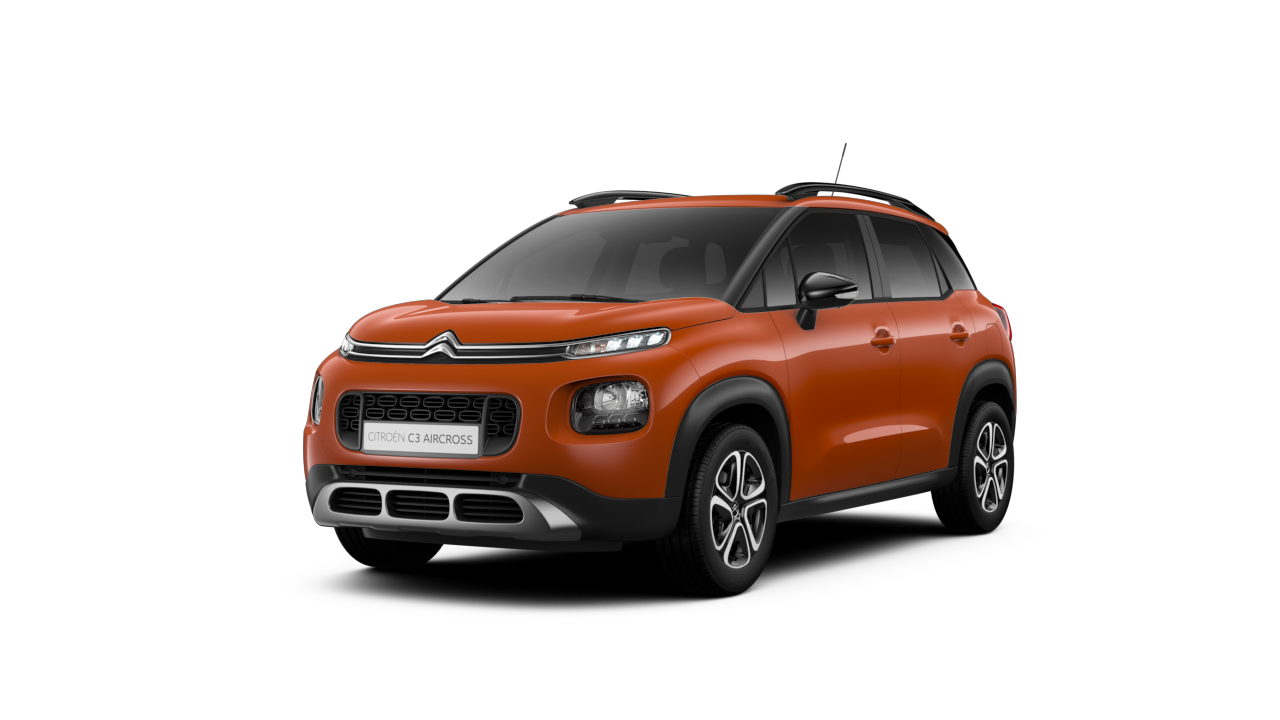 Leasing af CITROËN C3 AIRCROSS Cool