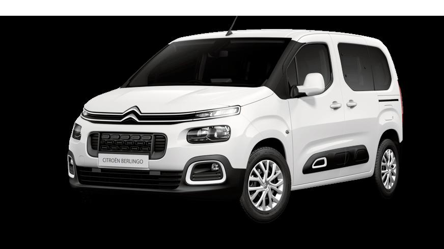 Privatleasing af Citroën Berlingo ICONIC