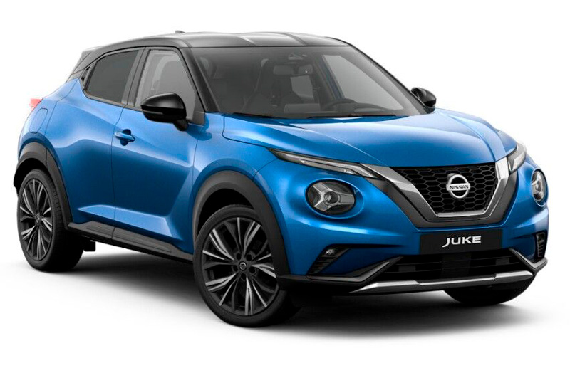 Privatleasing af Nissan Juke N-Design