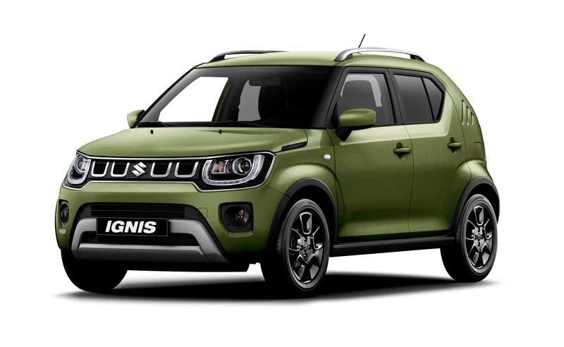 Suzuki Ignis Active hybrid