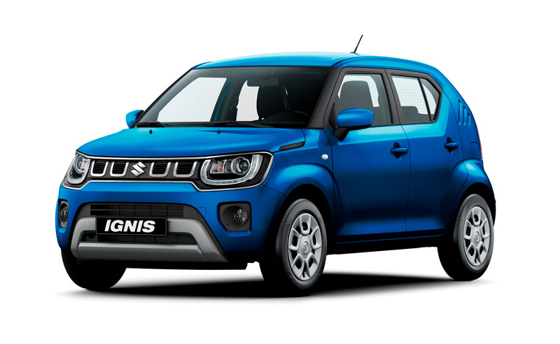 Suzuki Ignis Club hybrid
