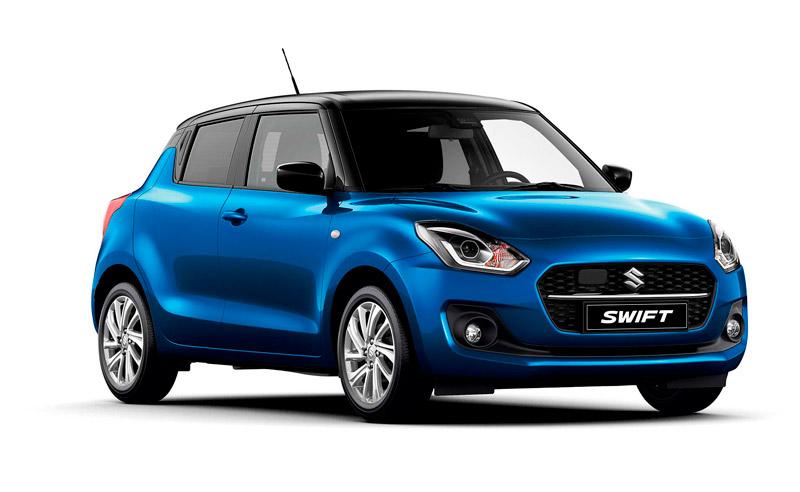 Suzuki Swift Action hybrid